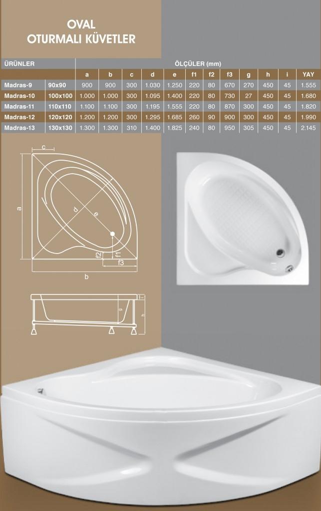 Oval Oturmalı, Duşakabin, Duşakabin Tamiri - Yako Banyo, 0212 651 55 75, Banyo Dolapları, Banyo Dolabı, istanbul, Bahçelievler