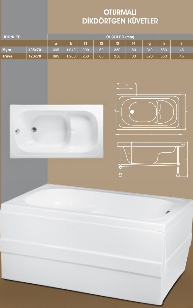 Oturmalı Dikdörtgen, Duşakabin, Duşakabin Tamiri - Yako Banyo, 0212 651 55 75, Banyo Dolapları, Banyo Dolabı, istanbul, Bahçelievler