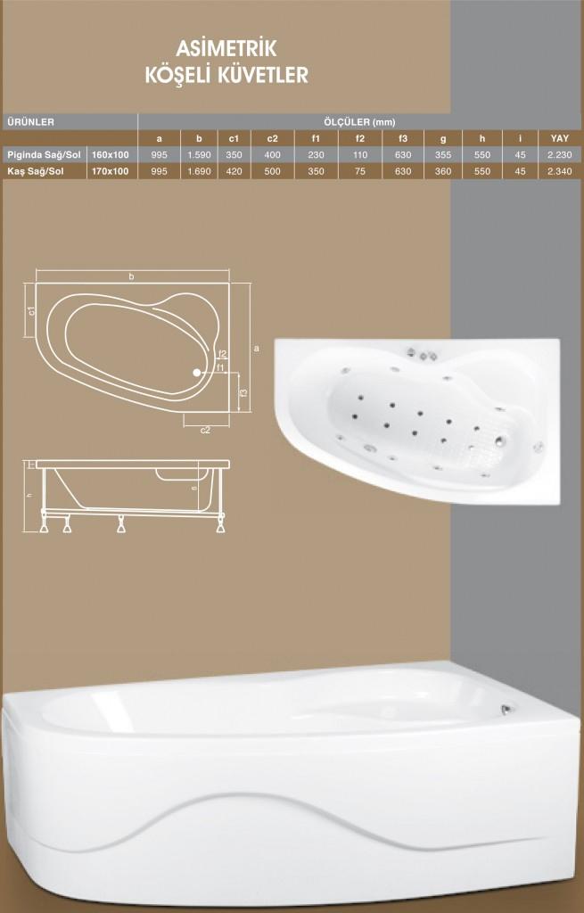 Asimetrik Köşeli - 2, Duşakabin, Duşakabin Tamiri - Yako Banyo, 0212 651 55 75, Banyo Dolapları, Banyo Dolabı, istanbul, Bahçelievler