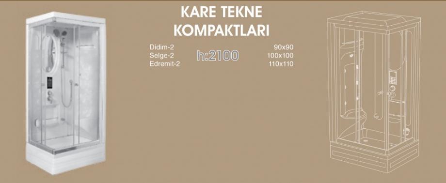 Kare Tekne Kompaktları, Duşakabin, Duşakabin Tamiri - Yako Banyo, 0212 651 55 75, Banyo Dolapları, Banyo Dolabı, istanbul, Bahçelievler