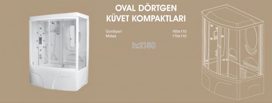Oval Dörtgen Küvet Kompaktları, Duşakabin, Duşakabin Tamiri - Yako Banyo, 0212 651 55 75, Banyo Dolapları, Banyo Dolabı, istanbul, Bahçelievler
